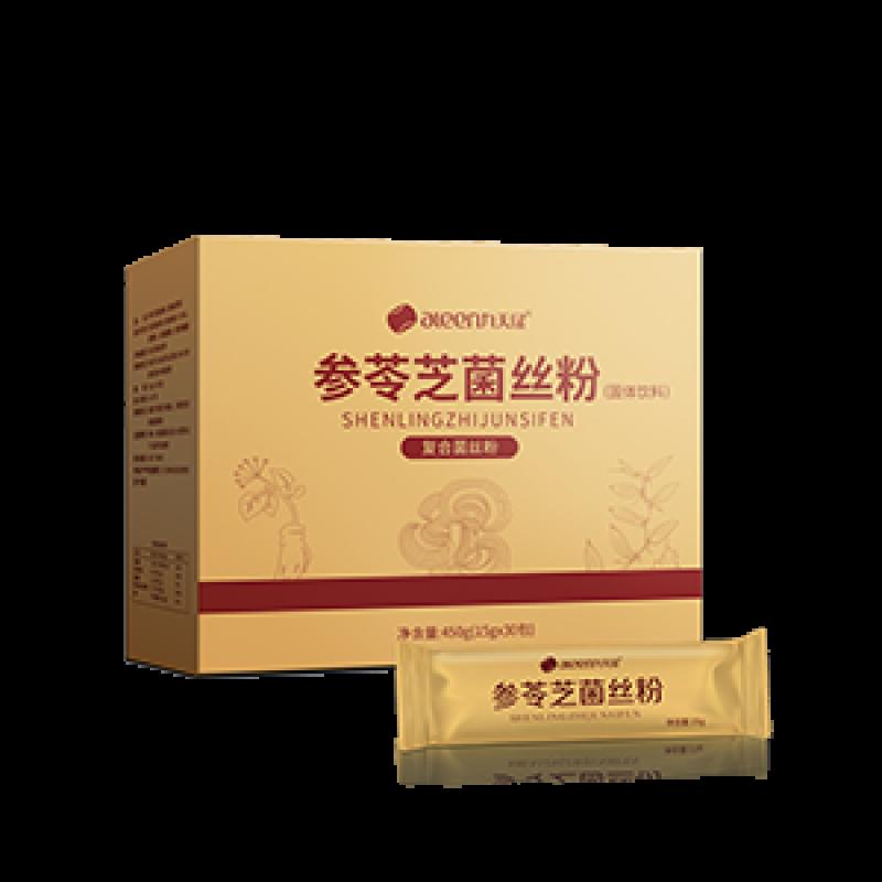 参苓芝菌丝粉